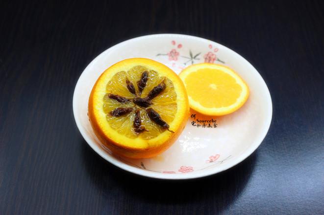 润肺止咳,罗汉果蒸橙子怎么吃