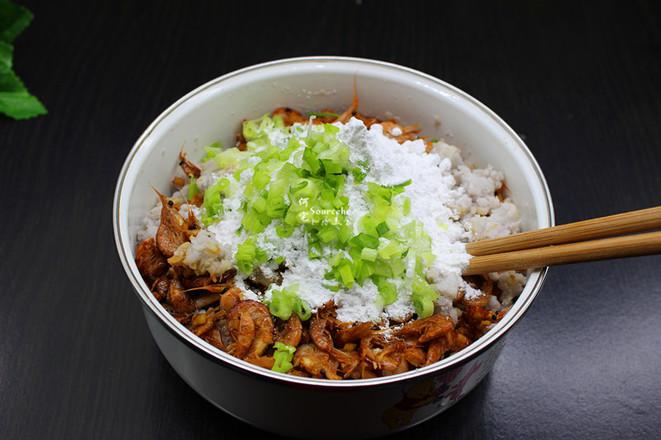 酥香芋头虾米丸子怎么炒