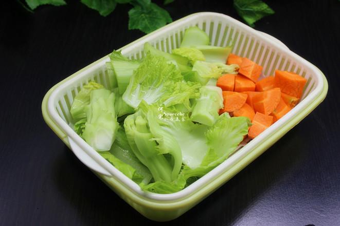 腊鸭芥菜的简单做法
