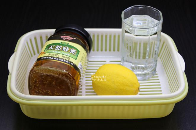 清香柠檬蜂蜜茶的做法大全