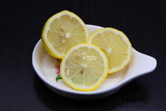 清香柠檬蜂蜜茶的做法图解