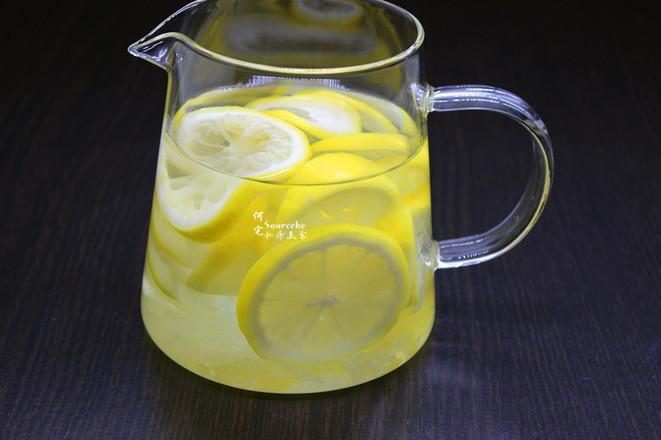 清香柠檬蜂蜜茶的家常做法