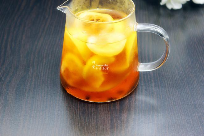 清香柠檬蜂蜜茶的简单做法