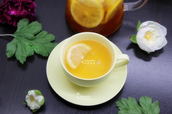 清香柠檬蜂蜜茶怎么做
