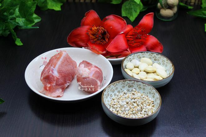 木棉花薏米祛湿汤的做法大全
