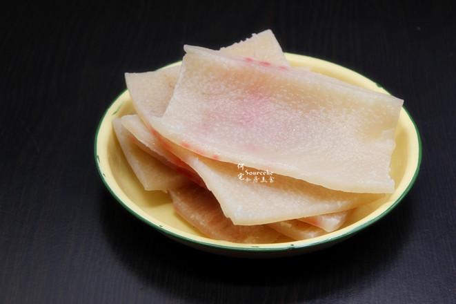 桂花猪皮冻的简单做法