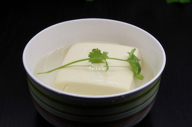 虾仁豆腐汤的家常做法