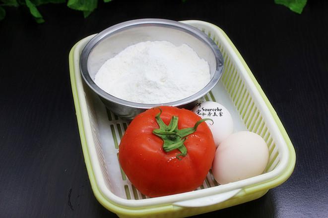 西红柿鸡蛋饼的做法大全