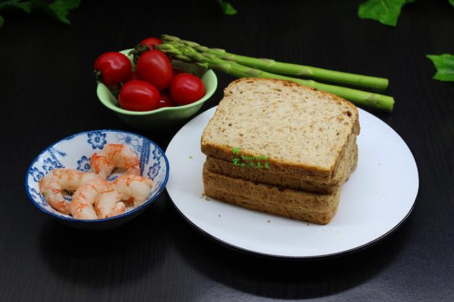 营养沙拉面包丁的做法大全