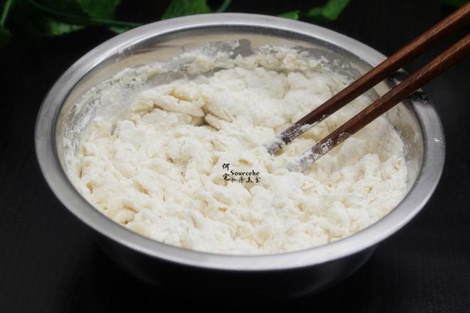 红豆香甜煎包的家常做法