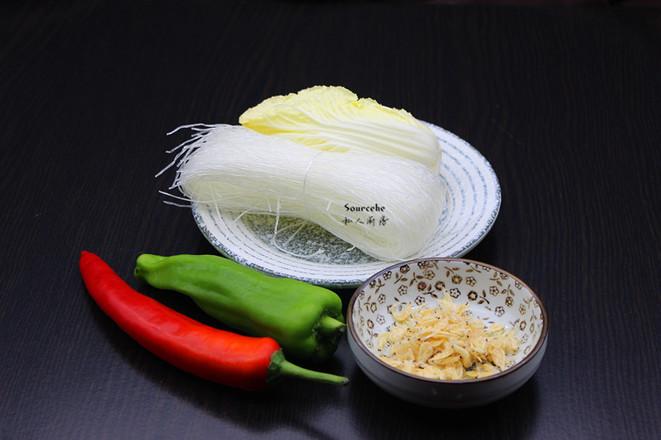 虾米炒粉丝的做法大全