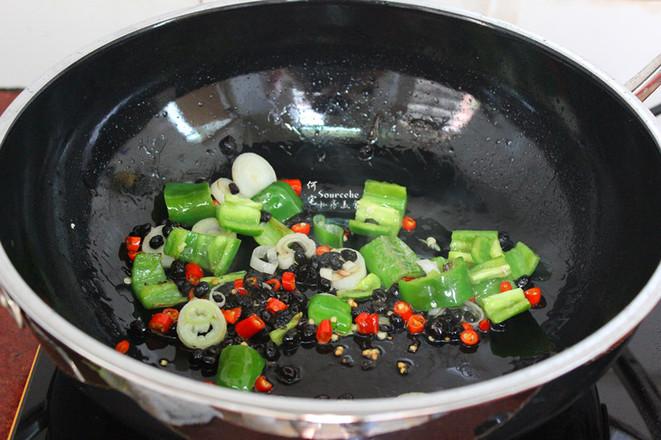 香辣风味西瓜皮的家常做法