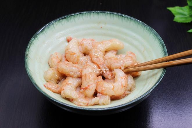 酥香虾仁的做法图解