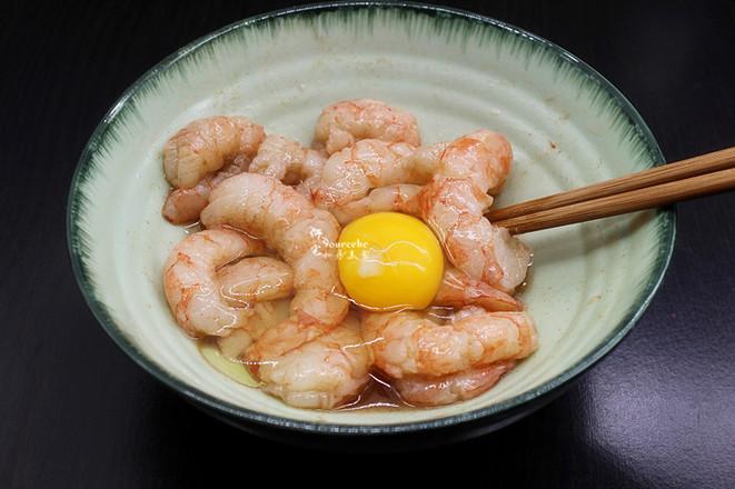 酥香虾仁的家常做法