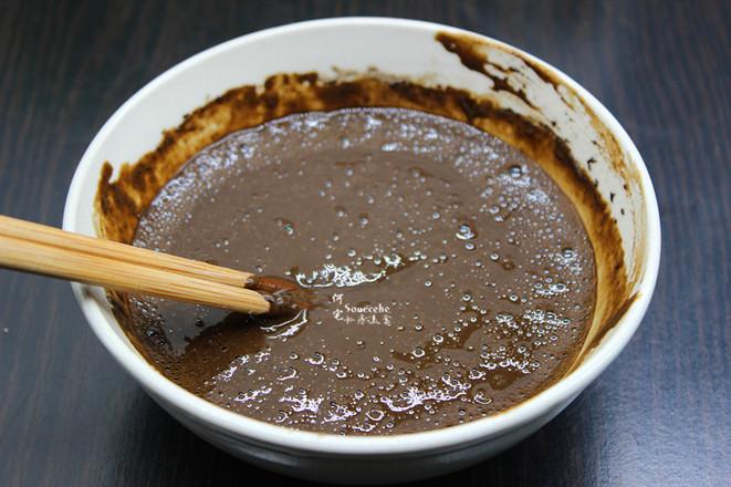 红糖黑凉粉的家常做法