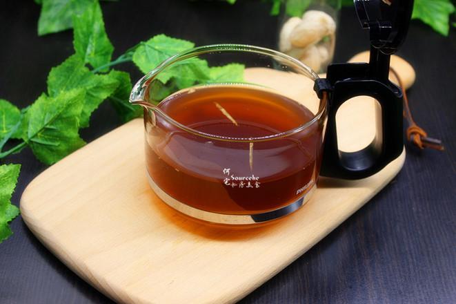 夏日红糖生姜养生茶的简单做法