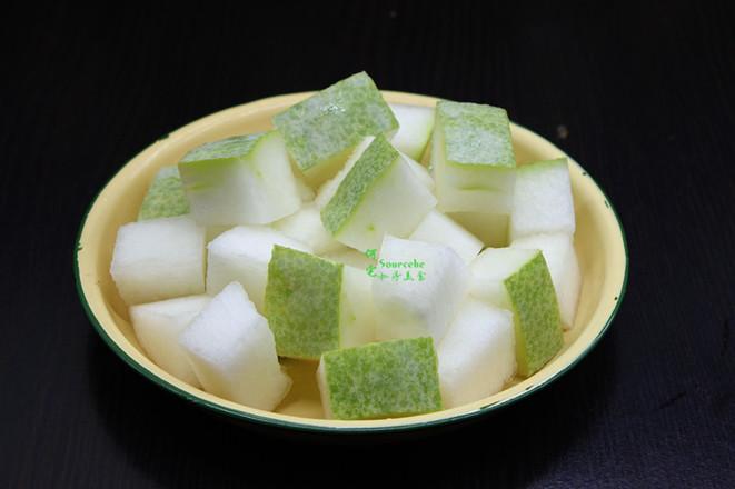 健脾祛湿,冬瓜薏米排骨汤的简单做法