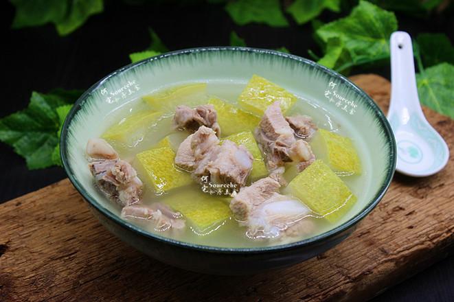 健脾祛湿,冬瓜薏米排骨汤怎么炒