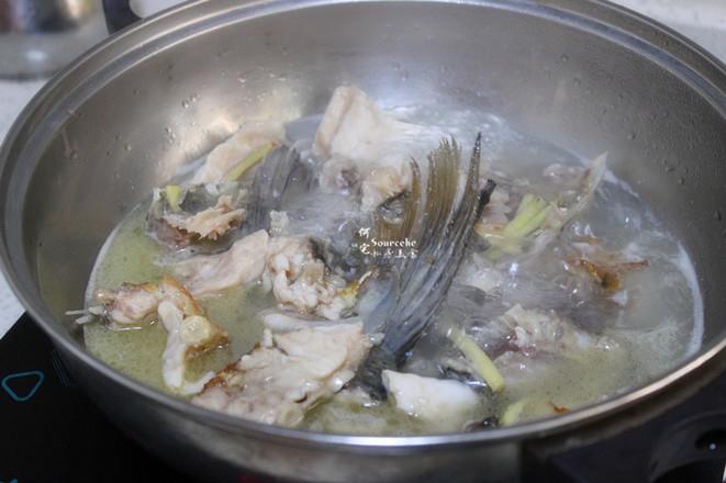 鱼骨汤的简单做法