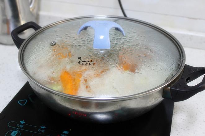鱼骨汤怎么做