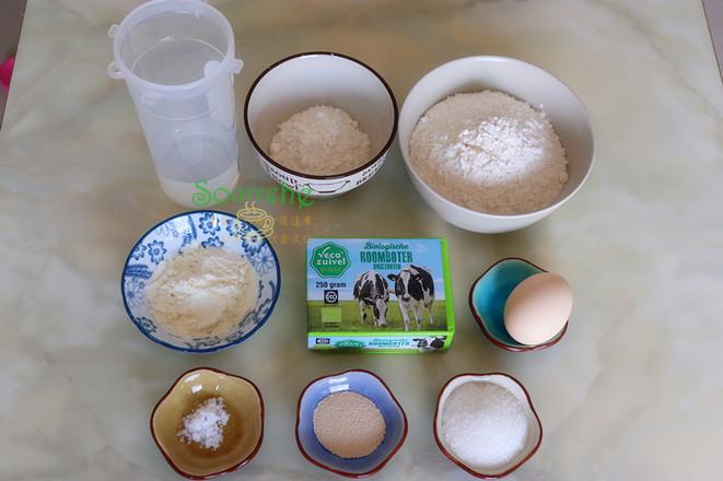 软式牛奶小面包的做法大全