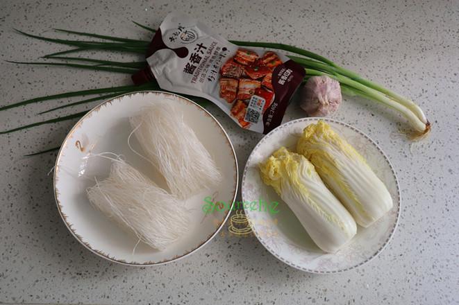 大白菜蒸粉丝的做法大全