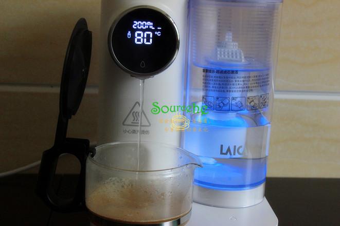 棉花糖咖啡的家常做法