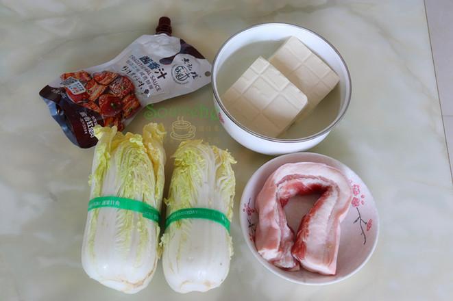 大白菜炖豆腐的做法大全