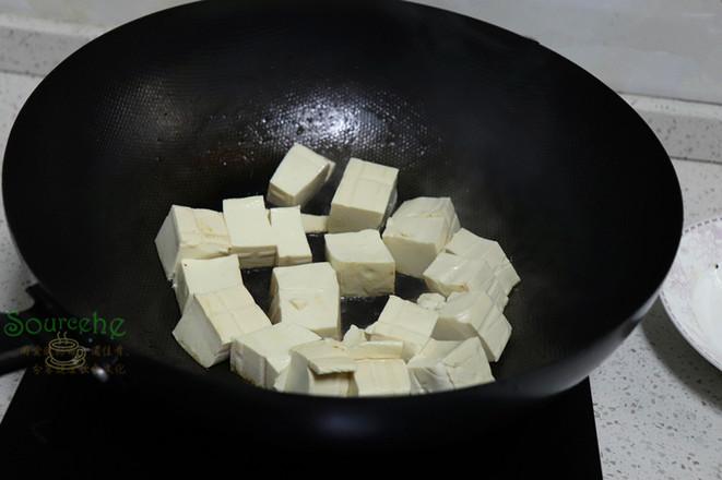 大白菜炖豆腐的家常做法