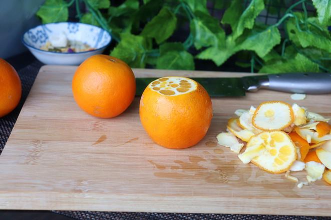 冰爽香甜橙汁的做法图解