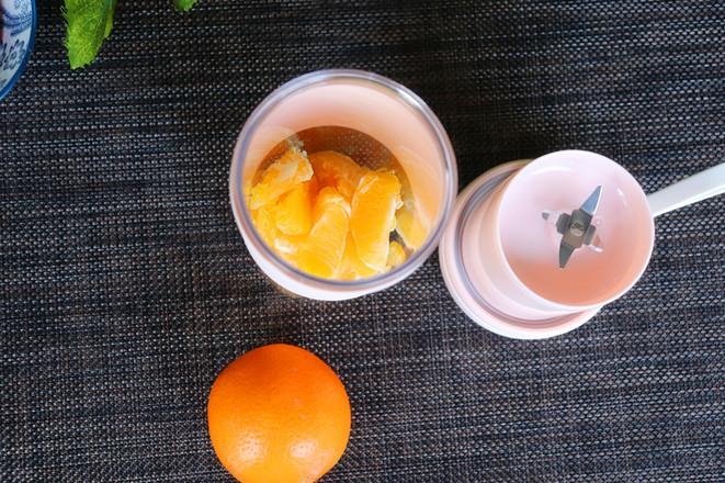冰爽香甜橙汁的家常做法