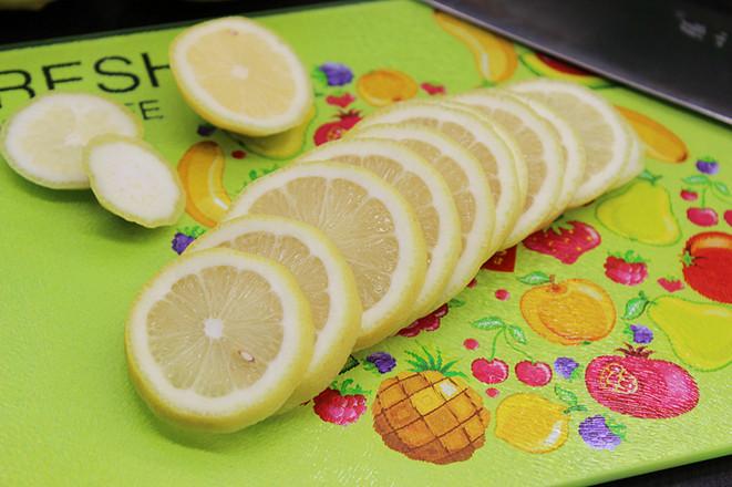 冰爽柠檬蜂蜜水的做法图解