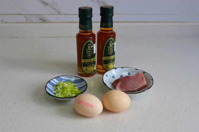 肉末蒸蛋的步骤