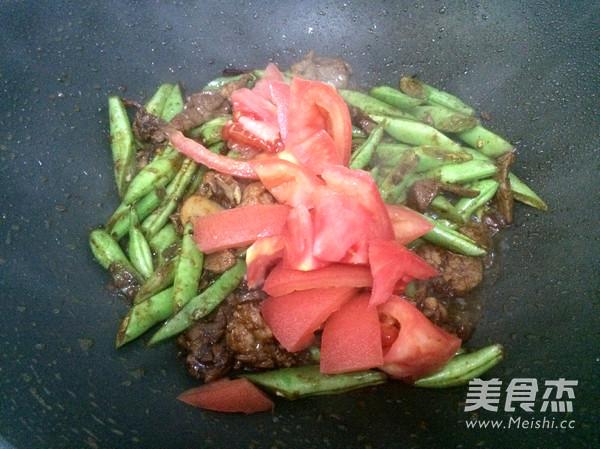 番茄牛肉焖面怎么炒