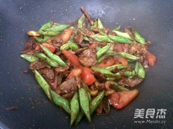 番茄牛肉焖面怎么煮