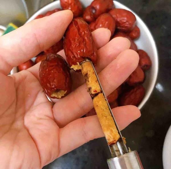 红糖枸杞姜枣膏的简单做法