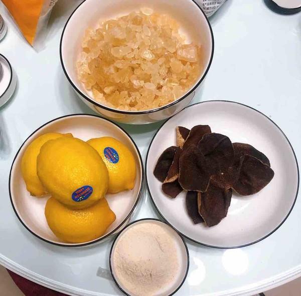自制川贝陈皮柠檬膏的做法大全