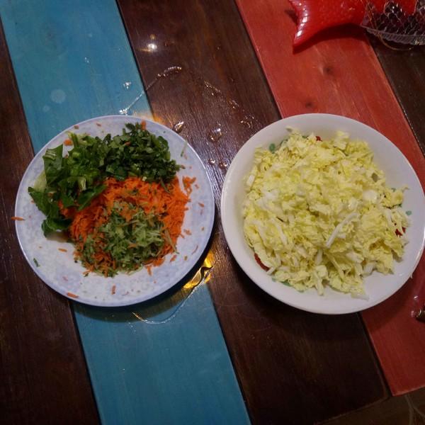 蔬菜炒面的家常做法