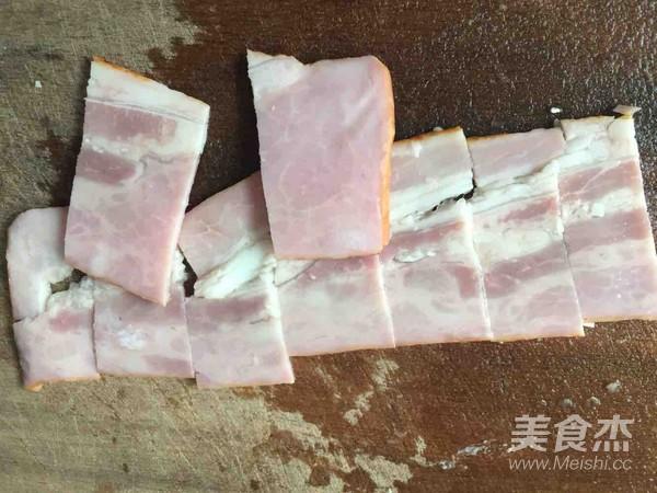 奶油培根意面的简单做法