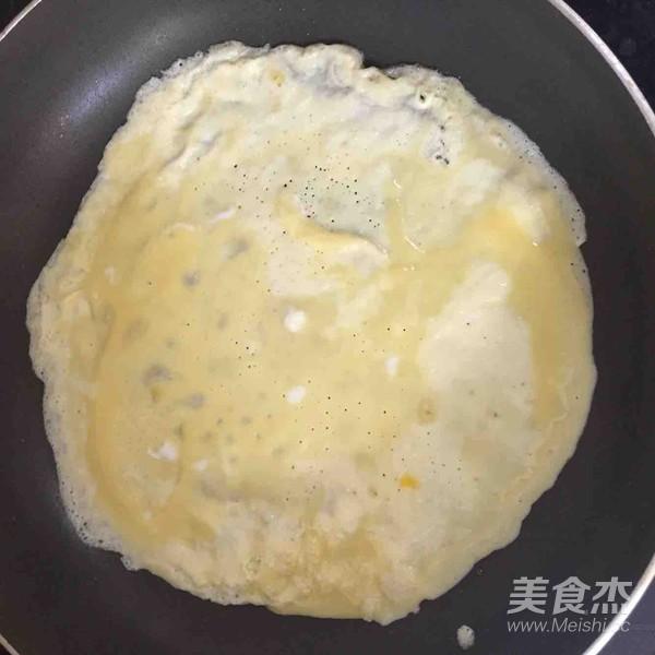 鸡蛋卷饼怎么吃