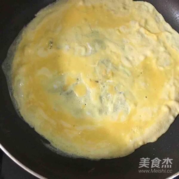 什锦蛋包饭(2人份)怎么煮
