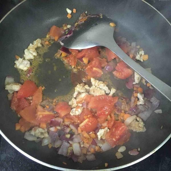 茄汁肉酱意面怎么炖