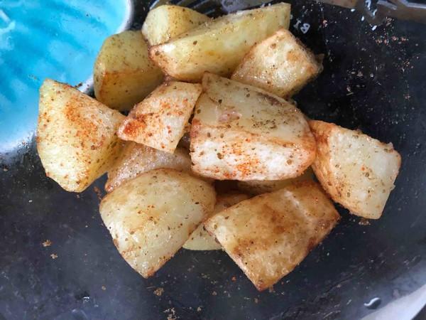 椒盐土豆的简单做法