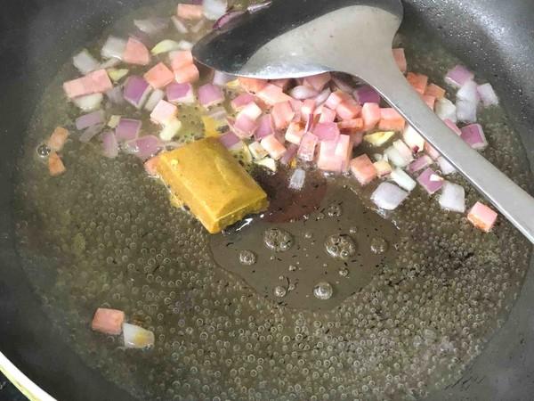 咖喱土豆泥怎么吃