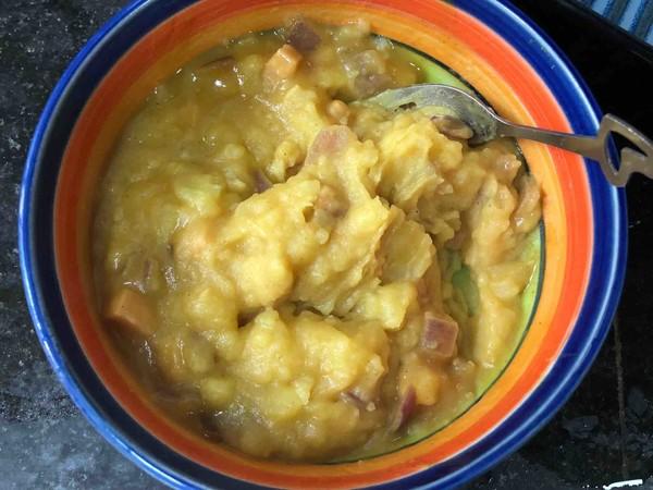 咖喱土豆泥怎么煮