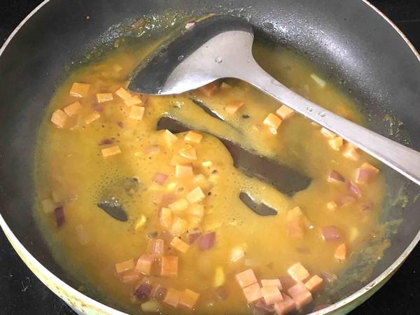 咖喱土豆泥怎么做