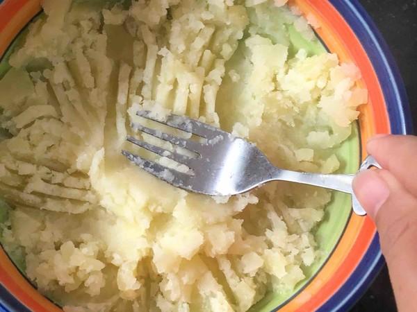 咖喱土豆泥怎么炒