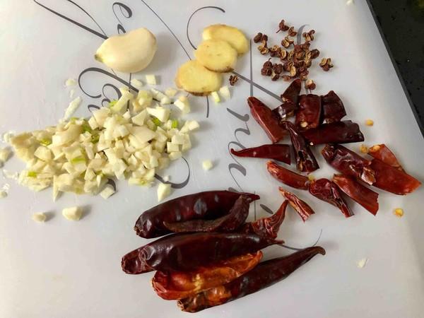 香辣水煮鱼的简单做法