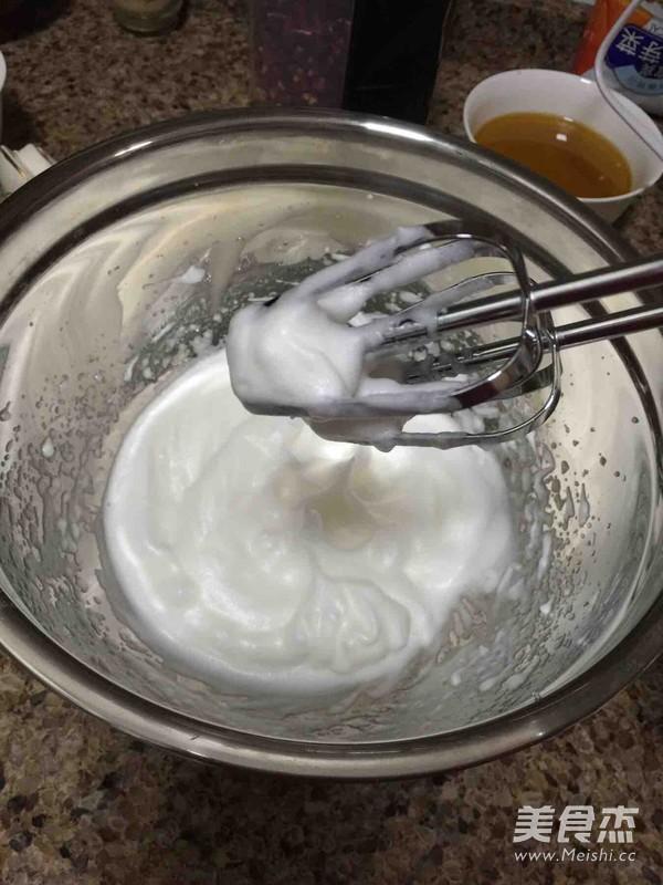 戚风蛋糕的家常做法