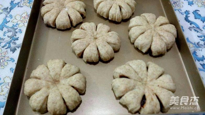 全麦豆沙面包怎么做